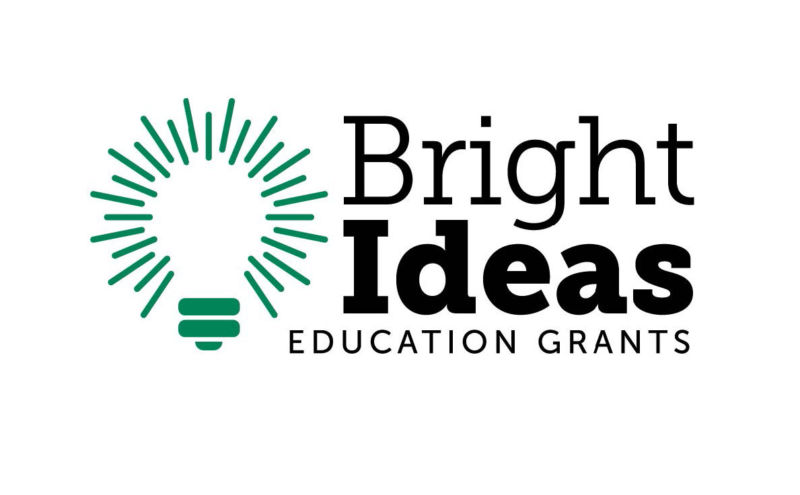 Bright Ideas Education Grants, Lightbulb image